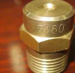 黄铜喷嘴7460